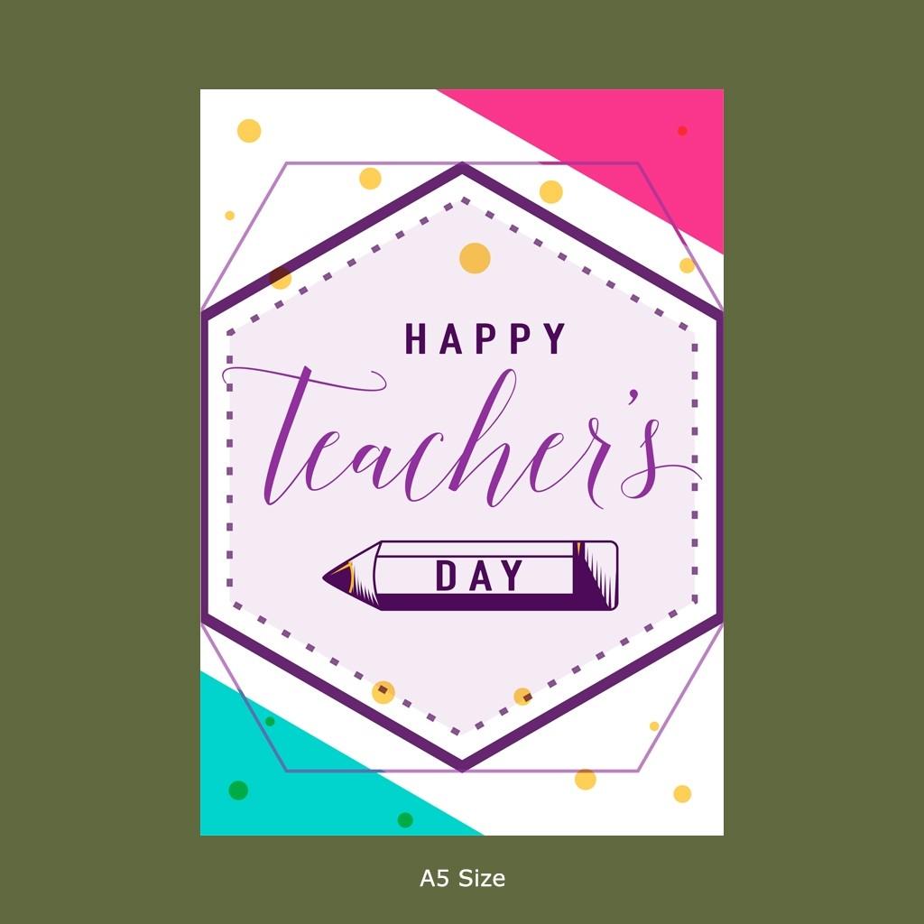 teacher's day card 3  anim8