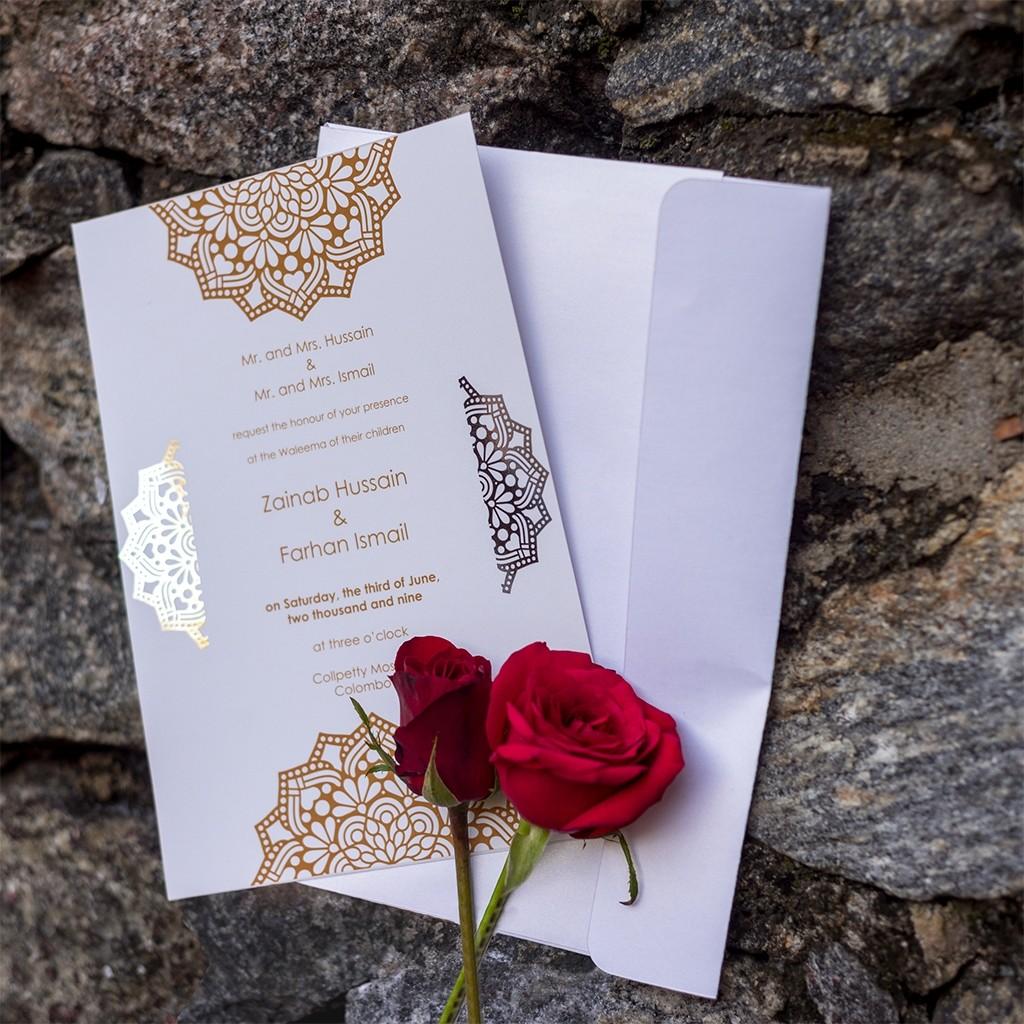 muslim wedding invites  anim8