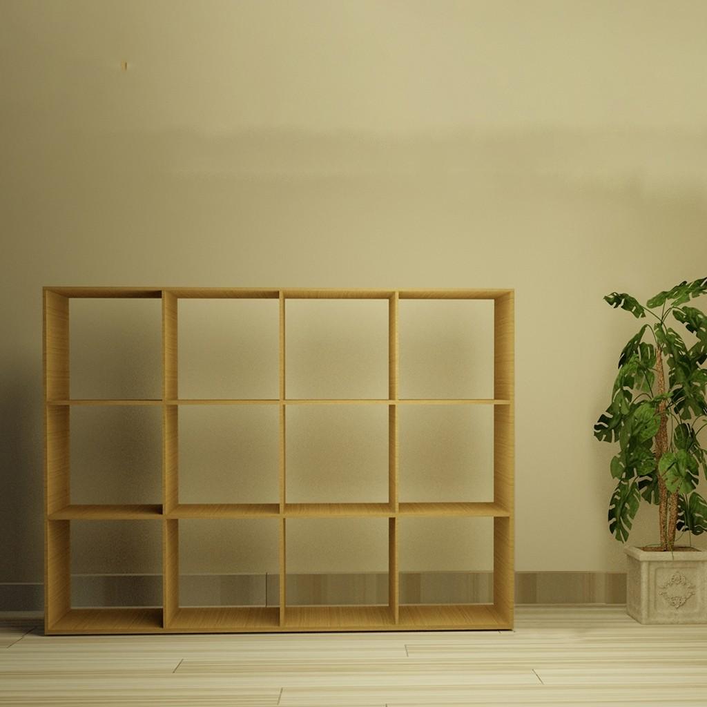 Dozenit Wooden Shelf