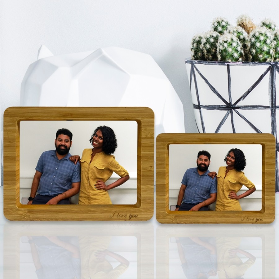 Magnet Lock Photo Frame