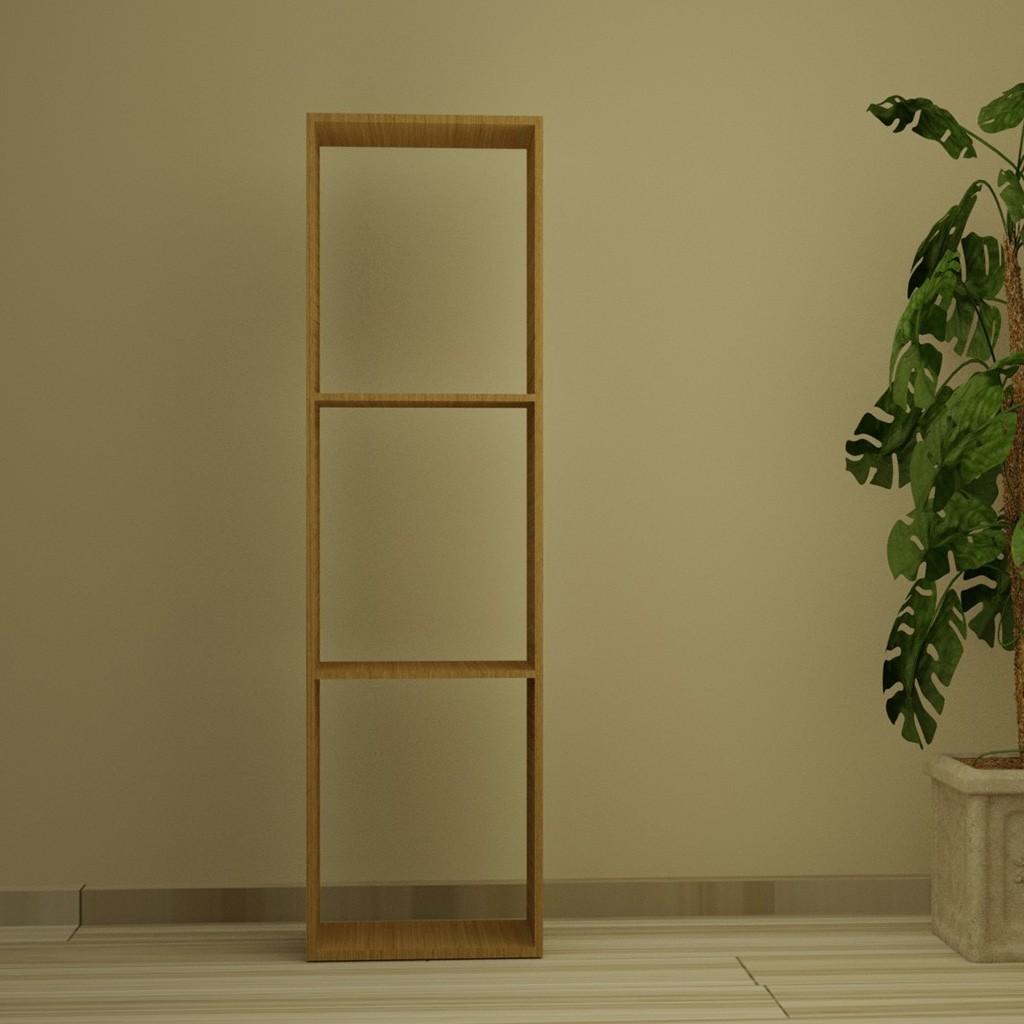 Threedom Wooden Shelf