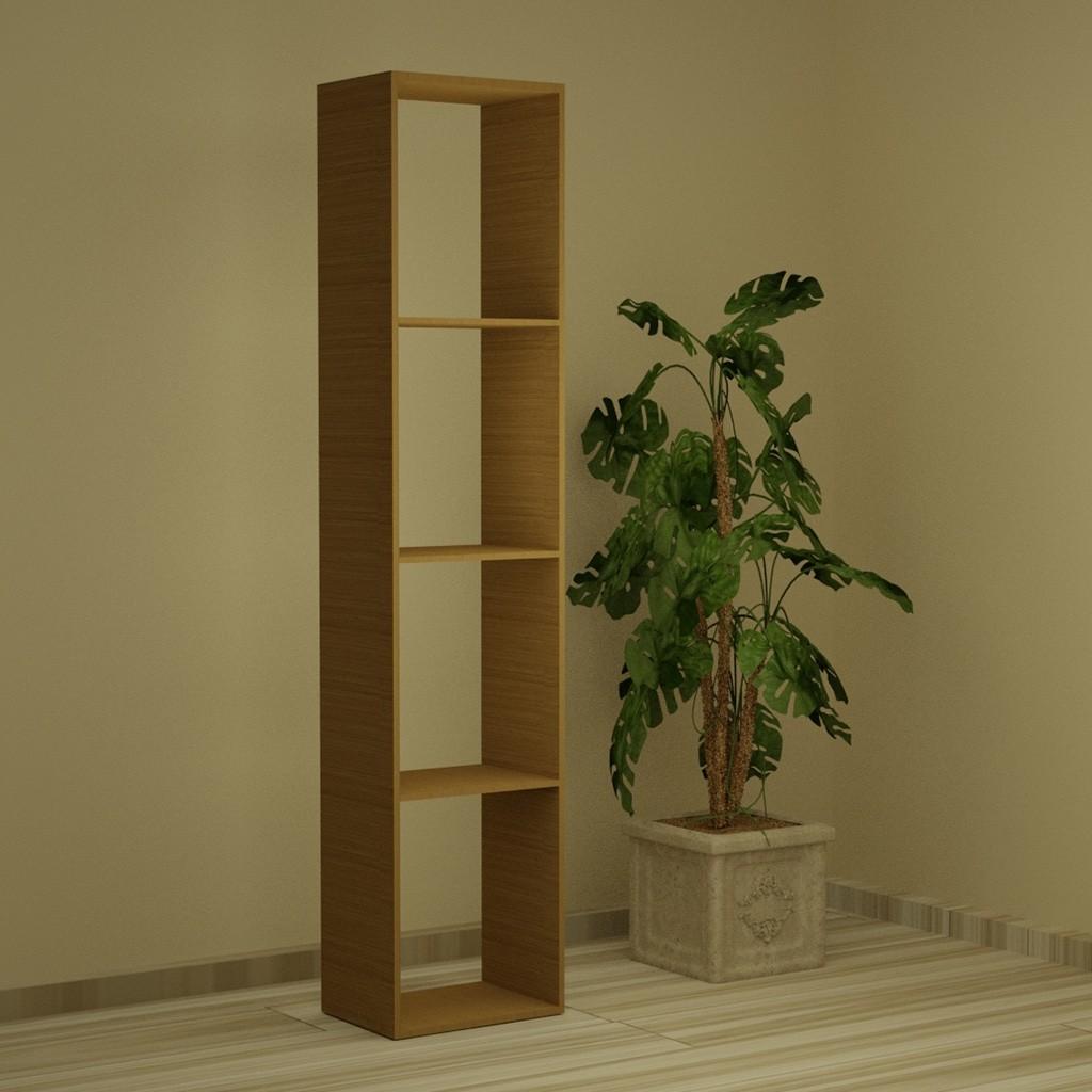 Befour Wooden Shelf