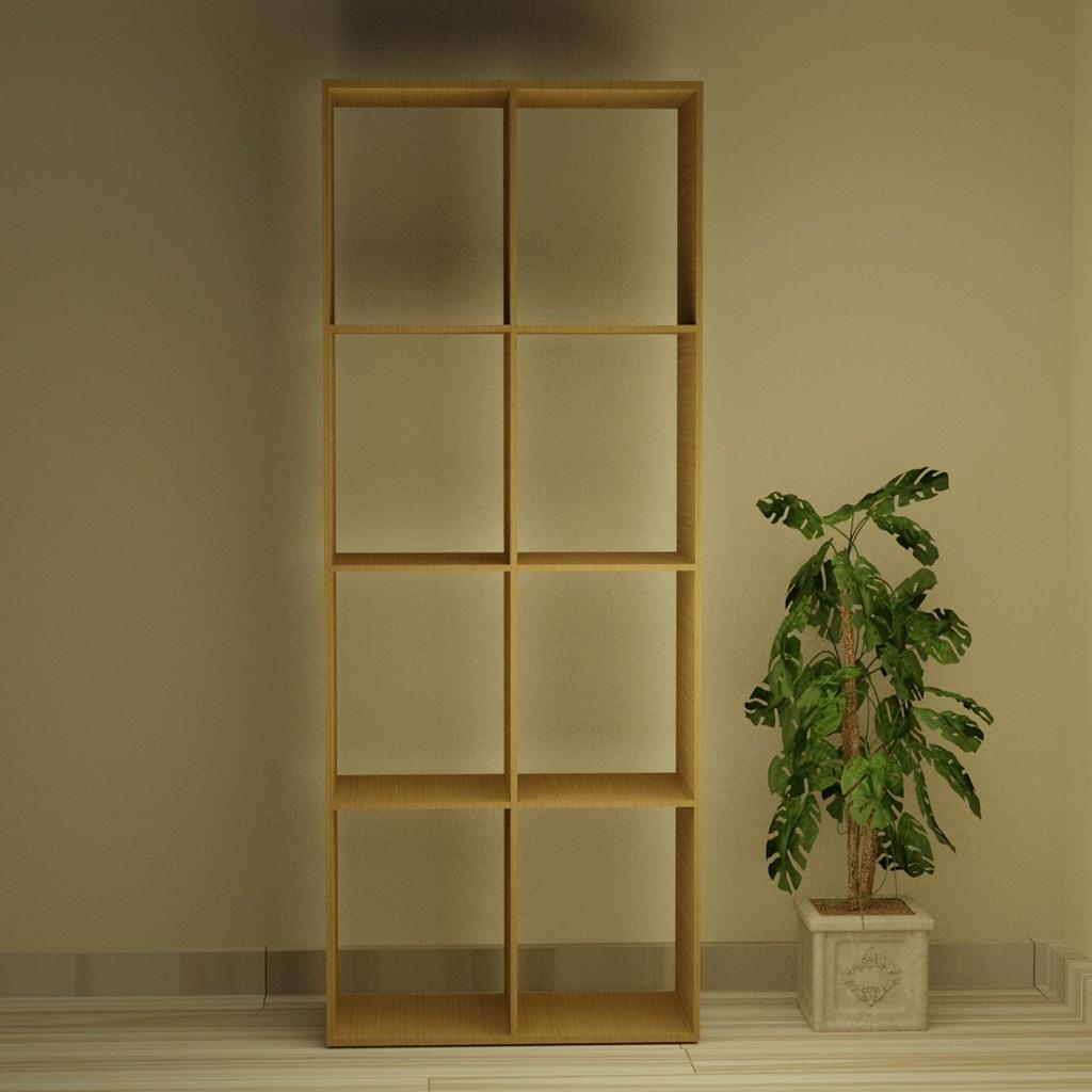 Eightest Wooden Shelf