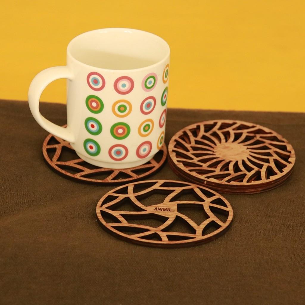Wooden Coaster