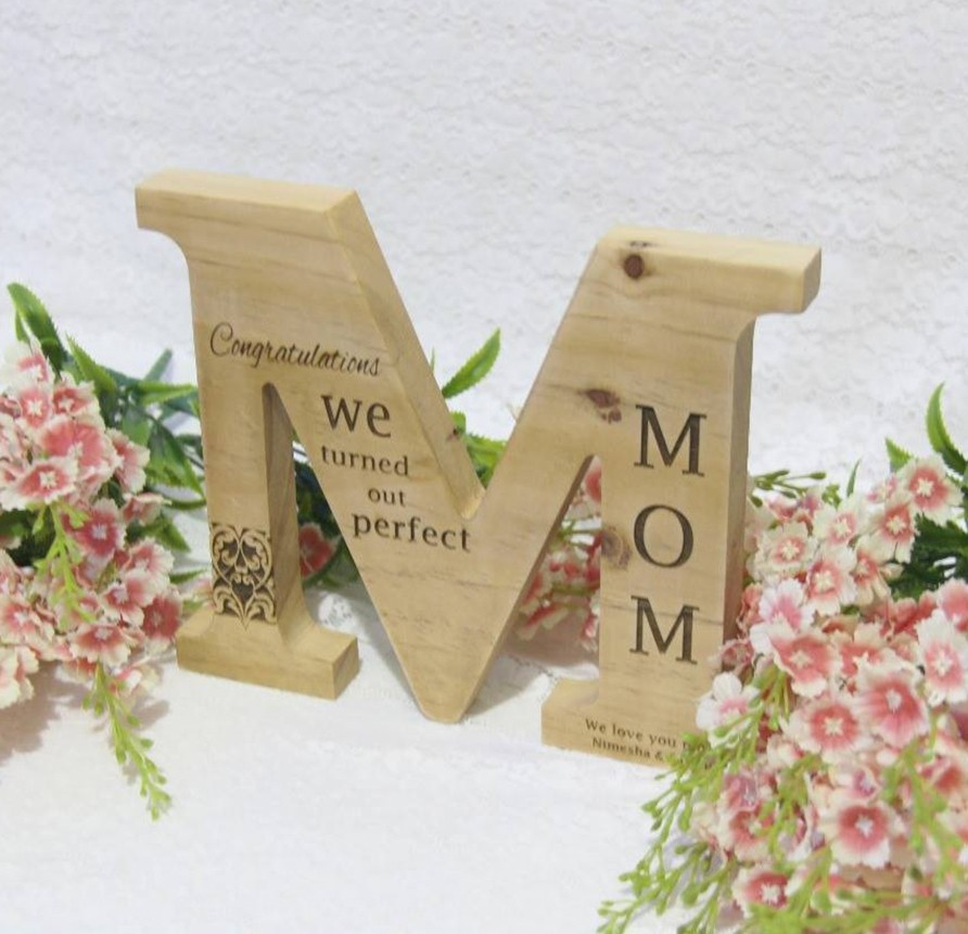 Mother's Day Wooden Art