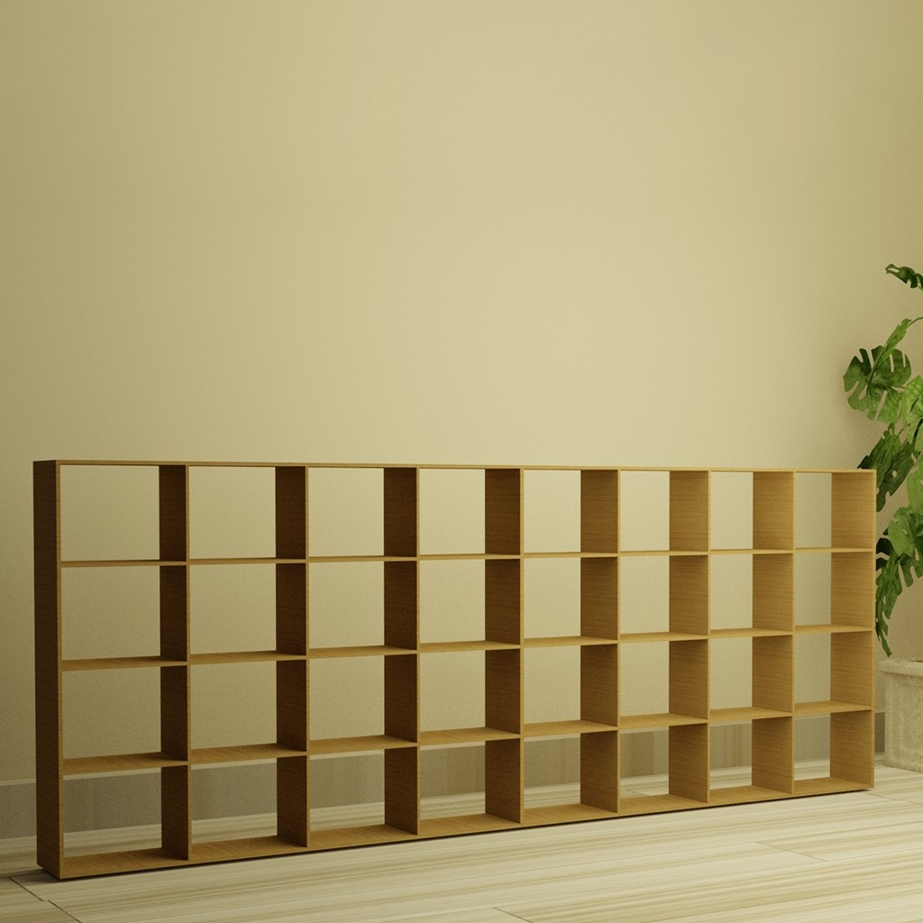 Magic 32 Wooden Shelf