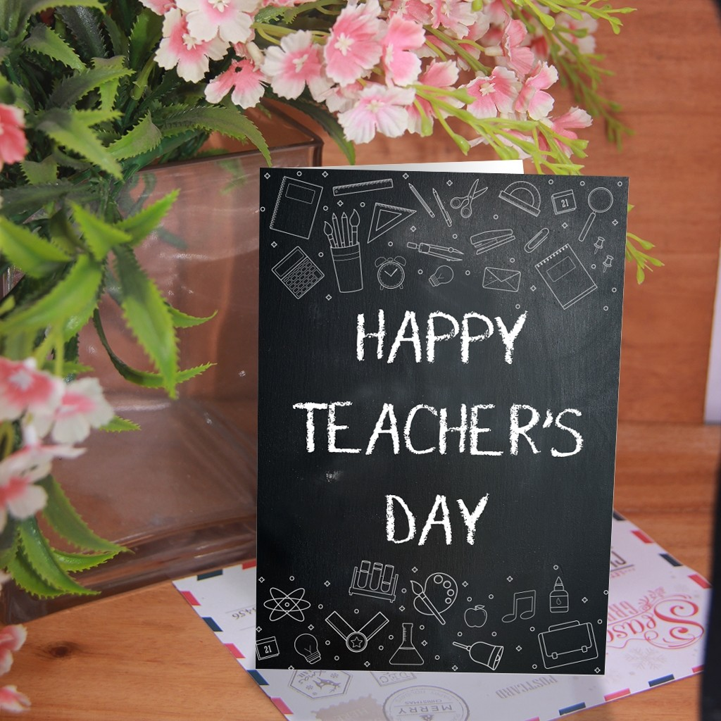 Teacher's Day Card 1