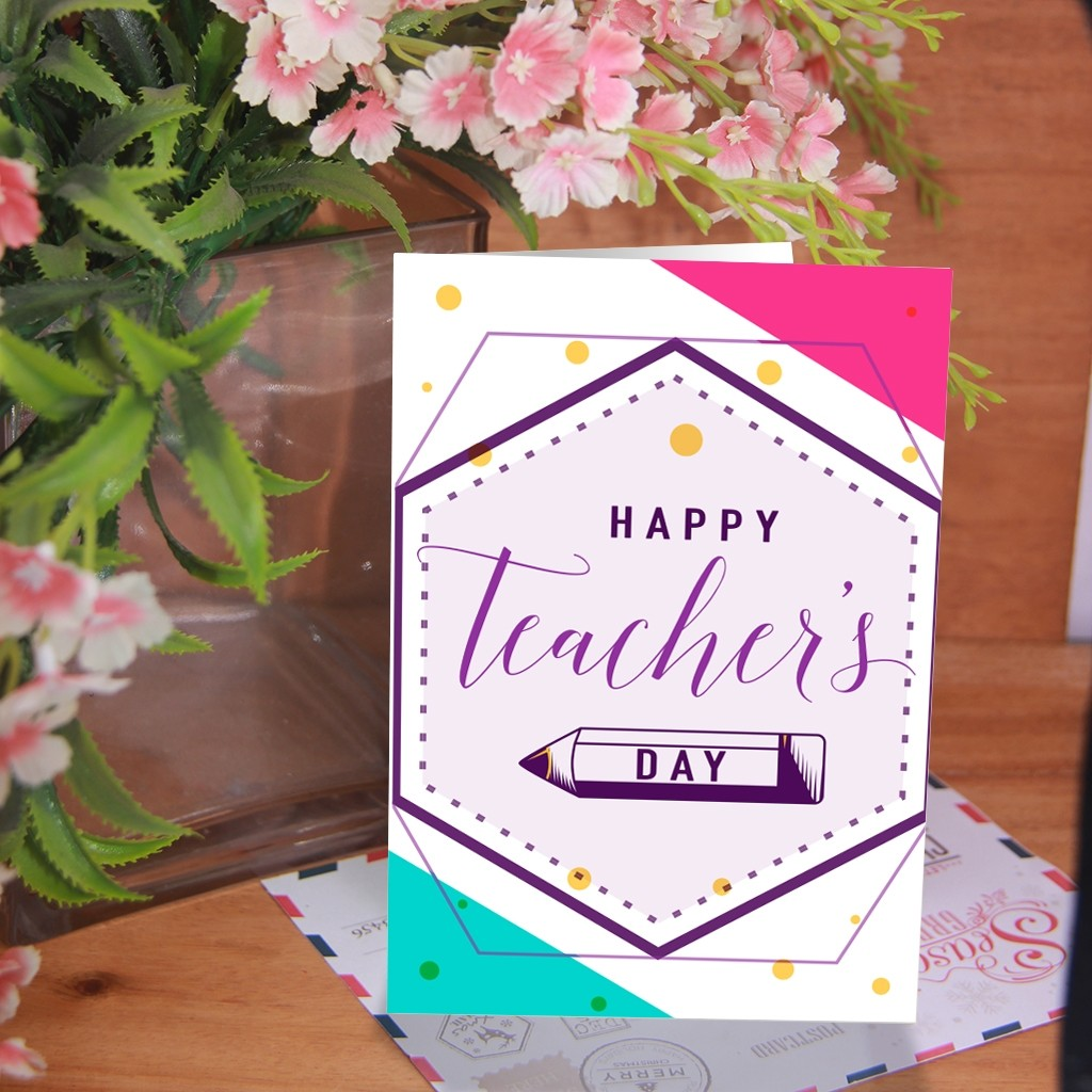 Teacher's Day Card 3