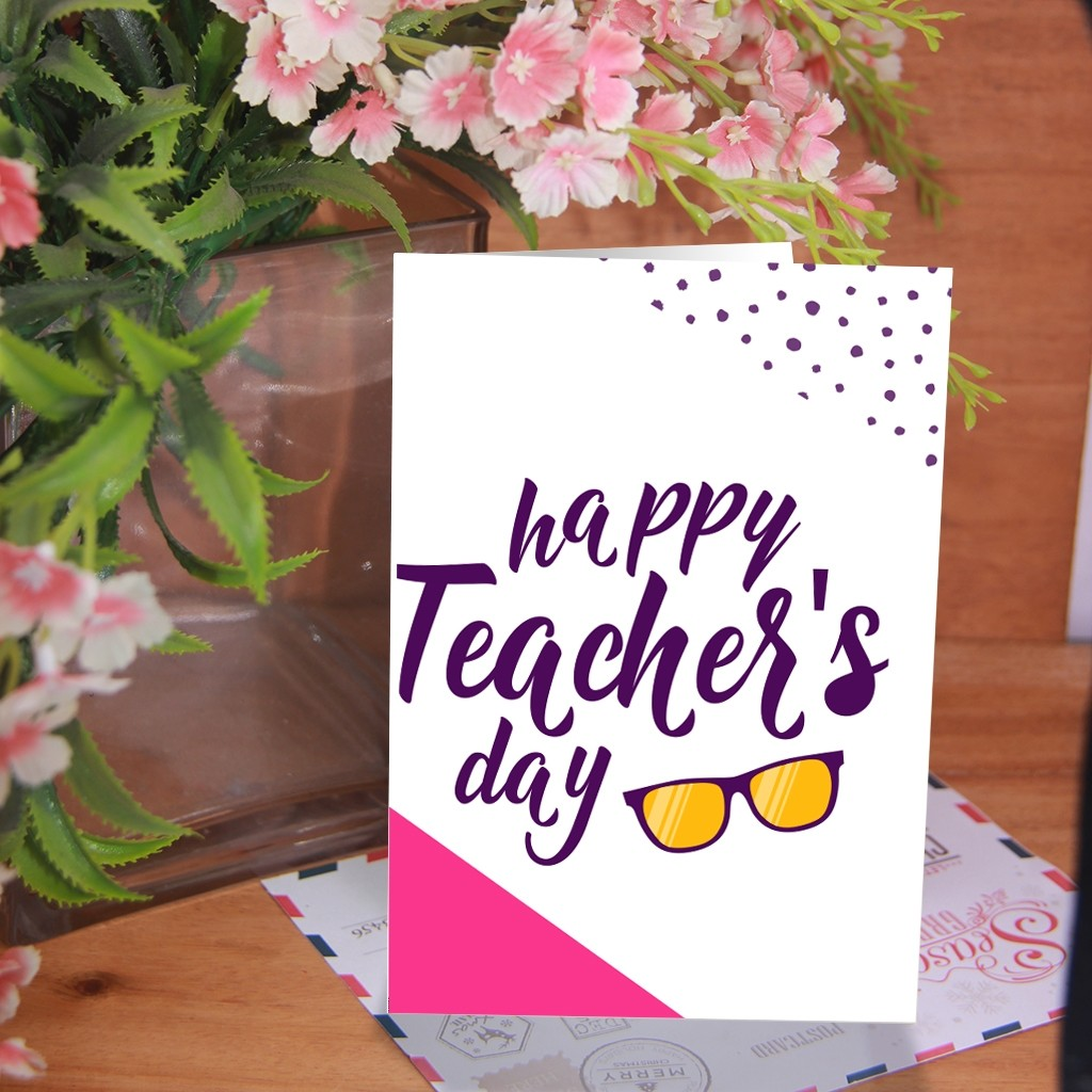 Teacher's Day Card 5