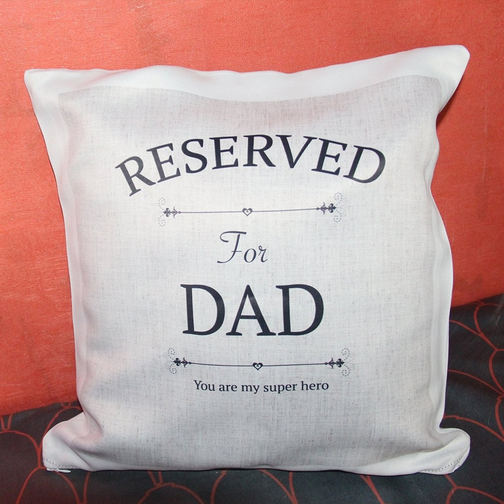 Father's Day Cushion Cover