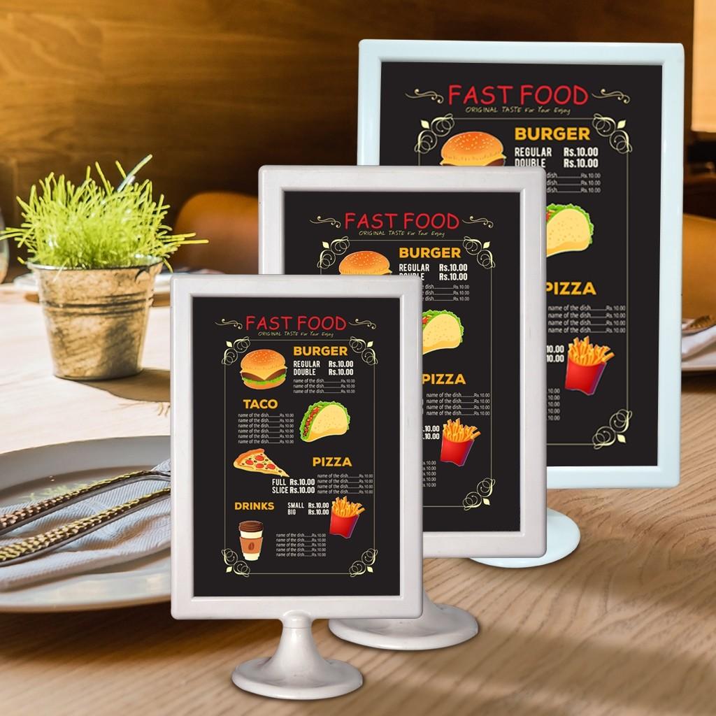 Table Talker Frames