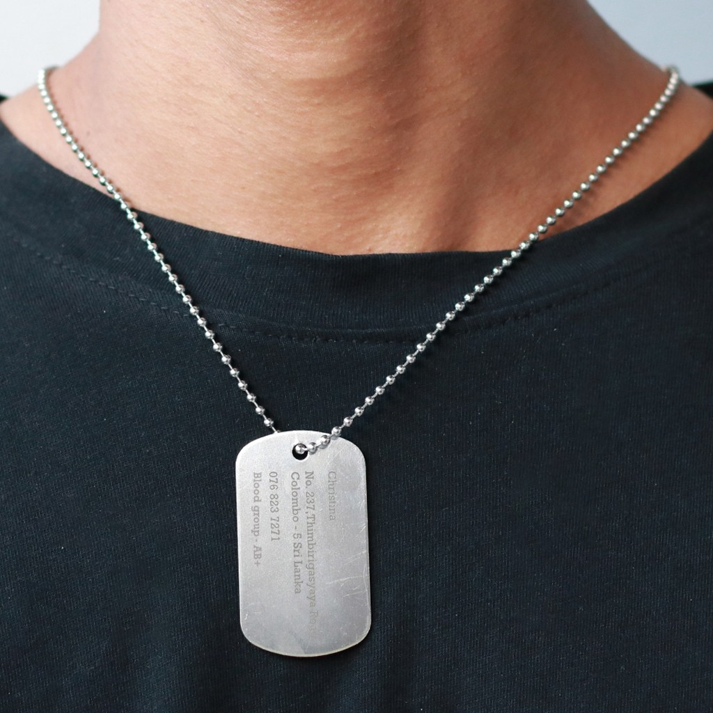 Dogtag Chains