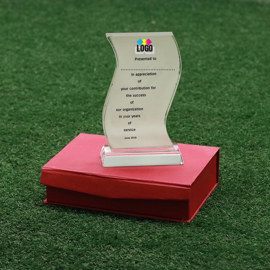 Crystal Trophy 1