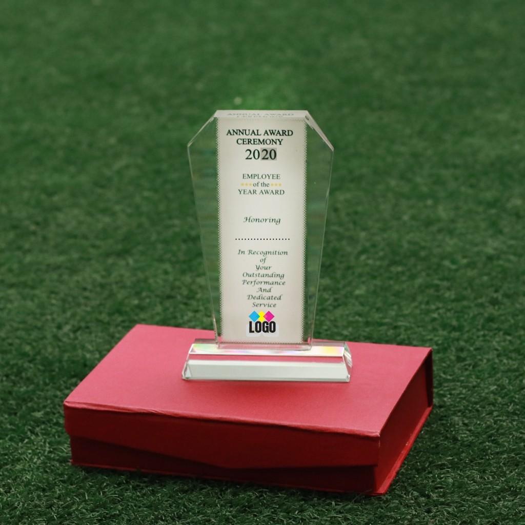 Crystal Trophy 2