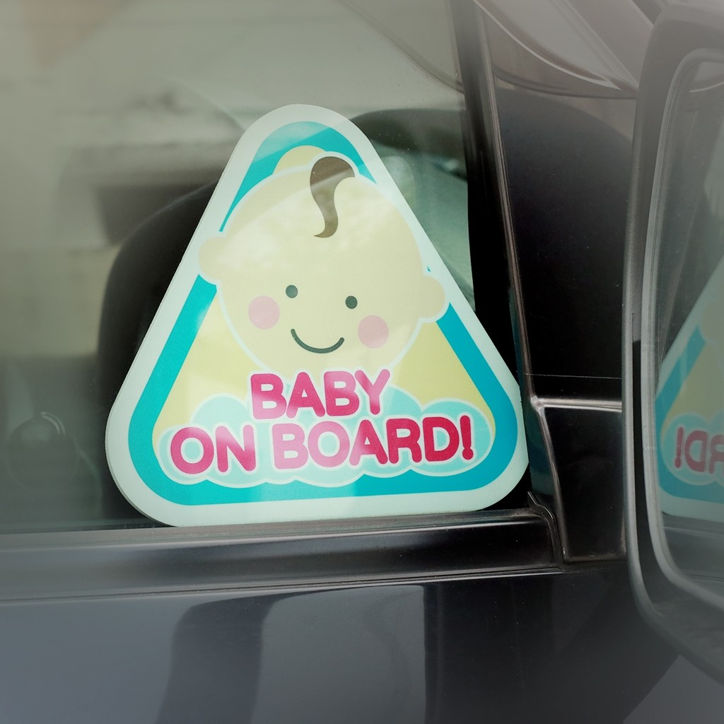 Baby on Board Car Signage