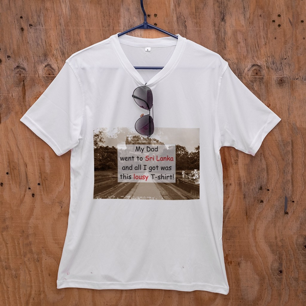 T-Shirt - Tourist Alternative Souvenir Design