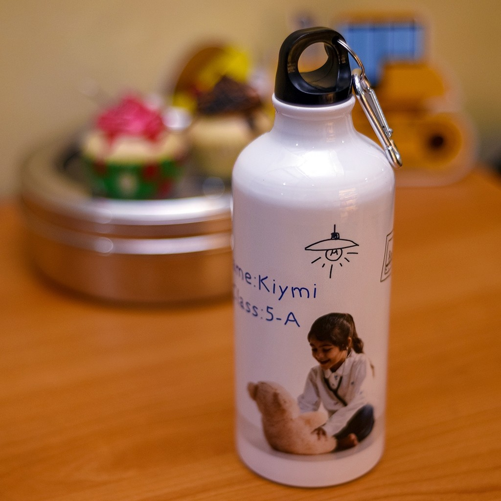 School Water Bottle (Sublimation)