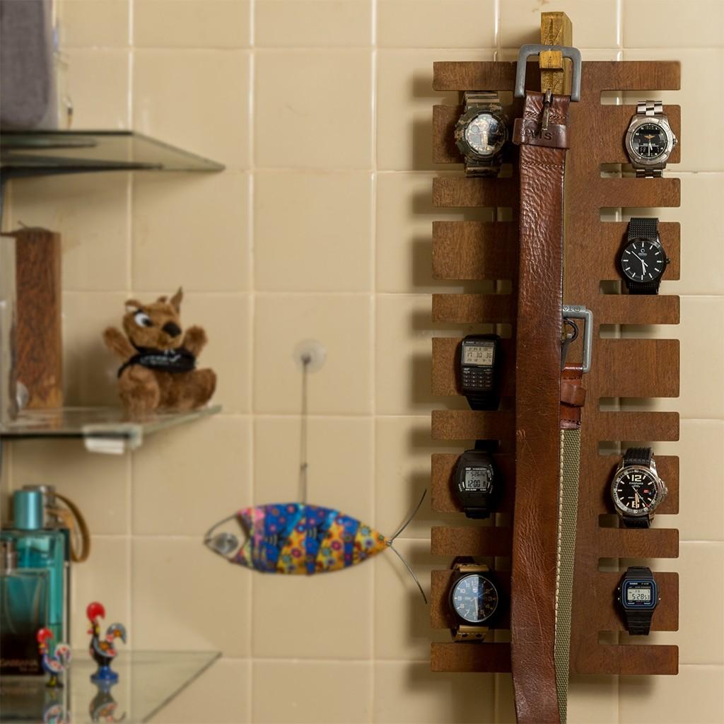 Watch and Belt Hanger