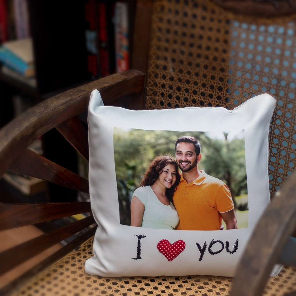 Anniversary Cushion Cover