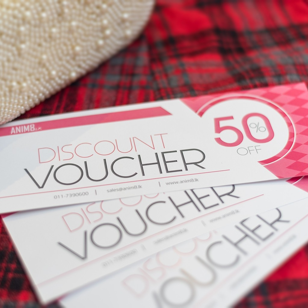 Double Sided Voucher