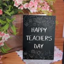Teacher's Day Card 1