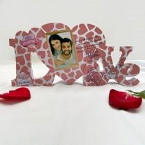 Valentine Love Letter Frame