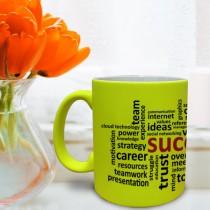 Luminous Yellow Mug