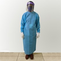 Indoor Medical PPE Gown