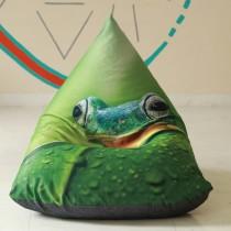 Apihappi Printed Beanbag - Lizard
