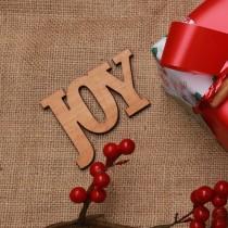 Joy Wooden Words