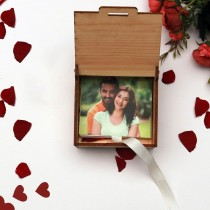 Valentine's Day Photo Pop Box