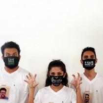 Customizable Printed Mask