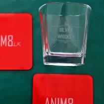 Custom Engraved Whiskey Glass