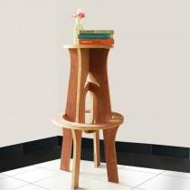 Wooden Bar Stool - Furniture Range