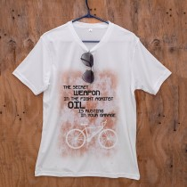 Anti Oil Bicycle Tshirt