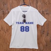 T-Shirt - Sport Jersey Prints
