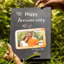 Anniversary A4 Box Frame