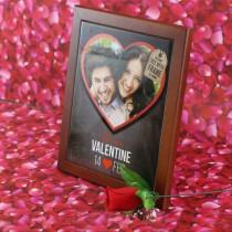 Valentine's Day 8x10 Framed Tile