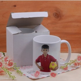Thinking Of Achchi Mug