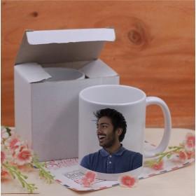 Thinking of Your Girl Mug