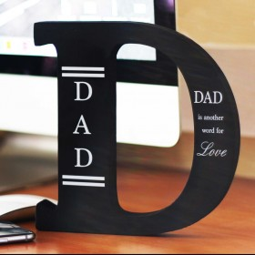 Father's Day Wooden Art