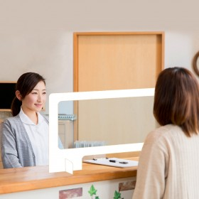 Transparent Counter Screens