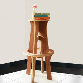 Wooden Bar Stool - Furniture Range