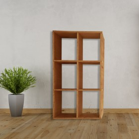 Sixon Wooden Shelf
