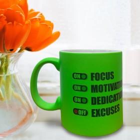 Luminous Green Mug