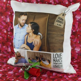 Valentines Day Cushion Cover